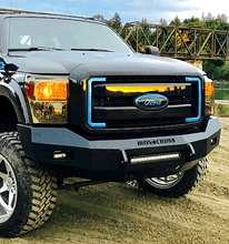 Load image into Gallery viewer, Ford IRON CROS Low Profile Front Bumper