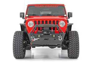 JEEP FRONT TRAIL BUMPER (18-19 WRANGLER JL)