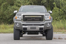 Load image into Gallery viewer, GMC MESH GRILLE W/30IN DUAL ROW BLACK SERIES LED (15-19 CANYON)