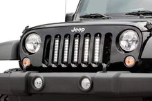 Load image into Gallery viewer, Jeep Light Bar Mounts