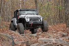 Load image into Gallery viewer, JEEP MESH GRILLE W/20IN LED LIGHT BAR (07-18 WRANGLER JK)