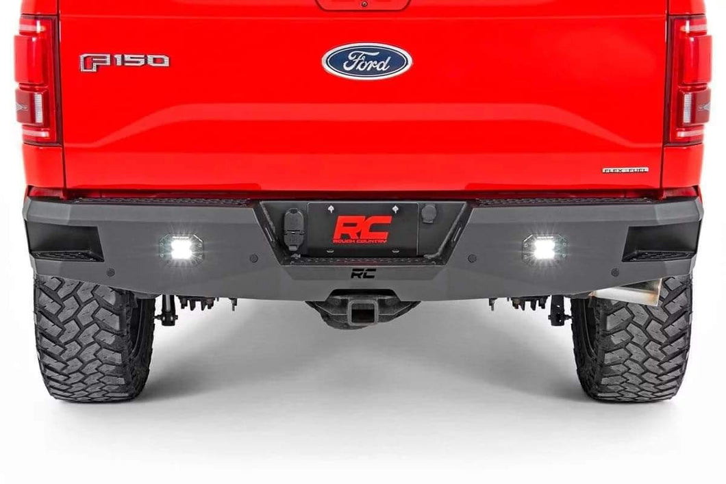 FORD HEAVY-DUTY REAR LED BUMPER (15-19 F-150)