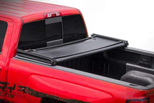 "Load image into Gallery viewer, DODGE SOFT TRI-FOLD BED COVER (2019 RAM 1500 - 6' 5"" BED)"