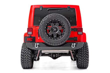 Load image into Gallery viewer, JEEP ROCK CRAWLER REAR HD BUMPER (07-18 WRANGLER JK)
