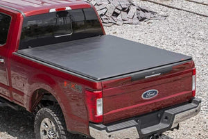 FORD SOFT TRI-FOLD BED COVER (17-19 SUPER DUTY)