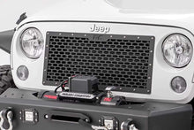 Load image into Gallery viewer, JEEP MESH GRILLE (07-18 WRANGLER JK)