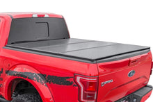 Load image into Gallery viewer, FORD HARD TRI-FOLD BED COVER (17-19 SUPER DUTY - 6.5' BED)