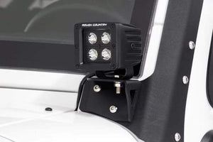 Jeep Light Bar Mounts