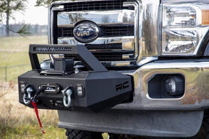 EXO WINCH MOUNT SYSTEM (11-16 FORD F-250 / F-350)