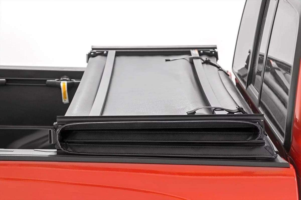 Dodge Soft Tri Fold Bed Cover 02 08 Ram 1500 2500 6 5 Bed C M Custom Auto And Tire