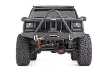Load image into Gallery viewer, JEEP FRONT WINCH BUMPER (84-01 CHEROKEE XJ)