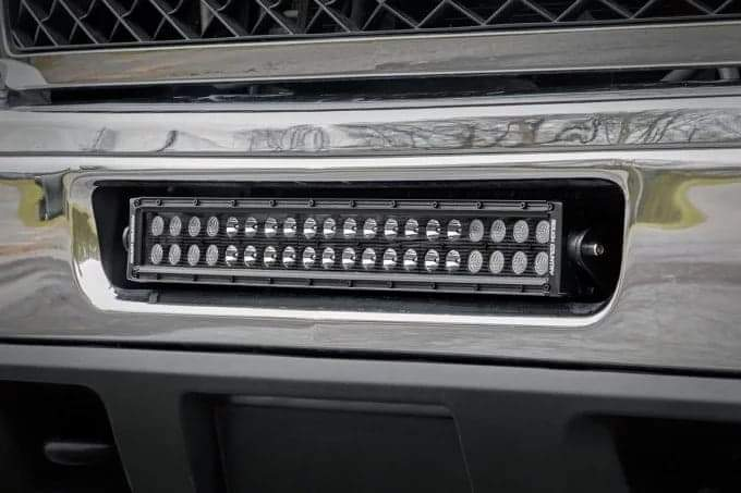 Chevy Light Bar Mounts