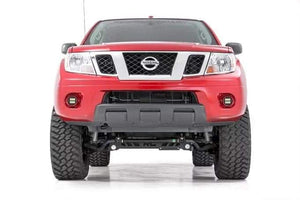 Nissan Lightbar Mounts
