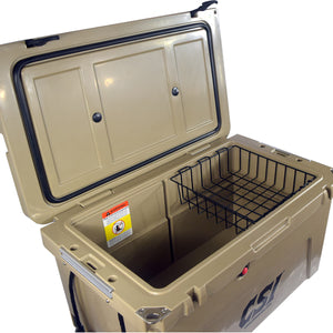 74 QT Cooler Basket