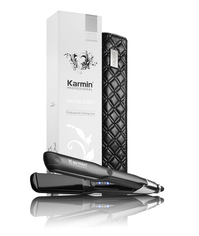 Karmin Salon Series Professional Hair Straightener