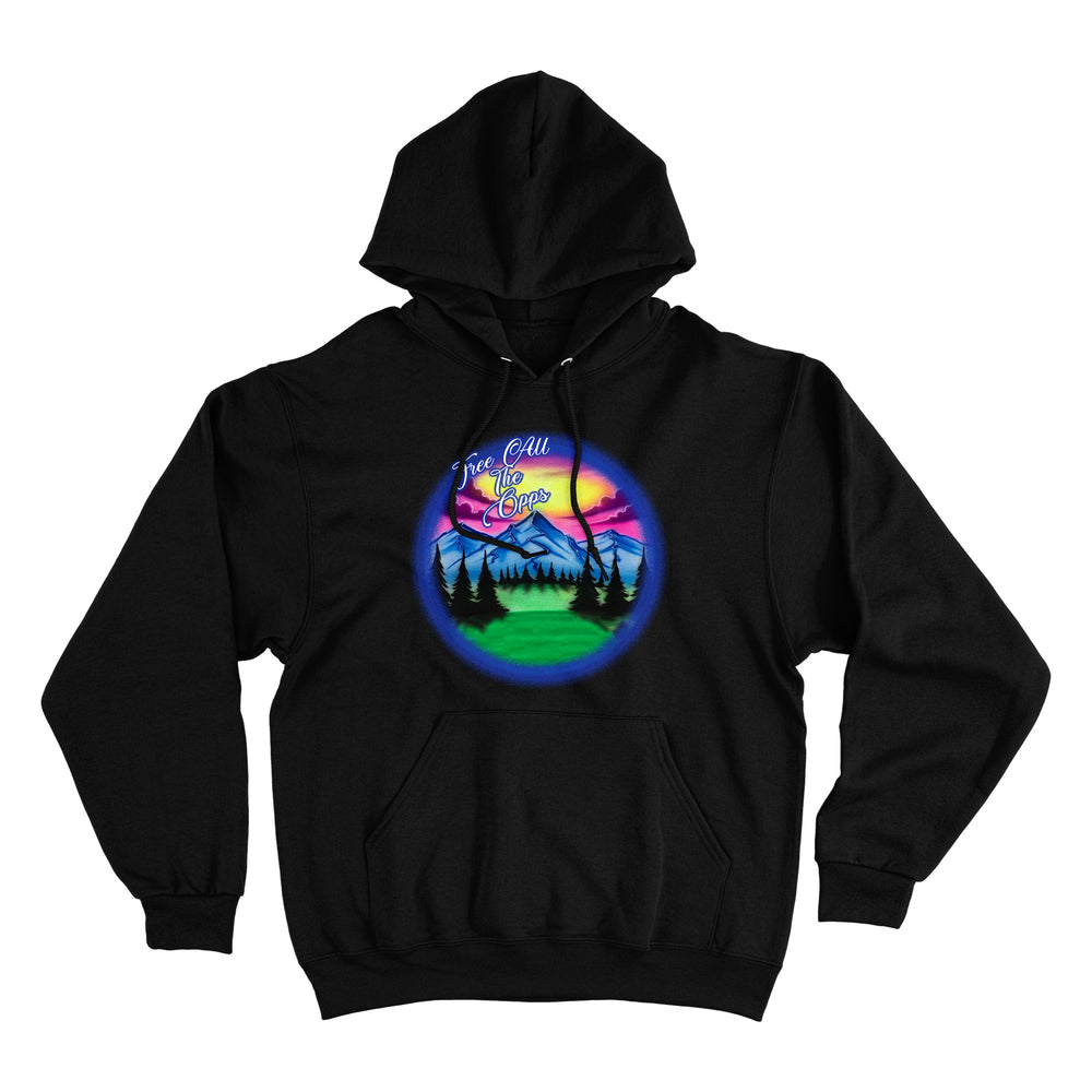 Opps Mountain Hoodie