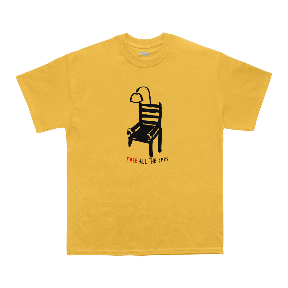 Electric Chair Tee