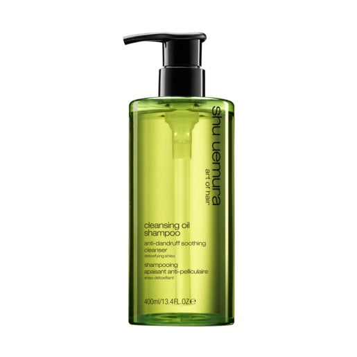 Shu Uemura Art of Hair® Cleansing Oil Anti-Dandruff Soothing Cleanser