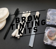 Brow Tint Kit - LIGHT BROWN