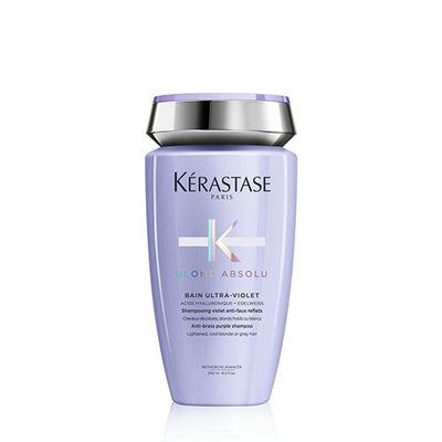 KERASTASE® BAIN ULTRA-VIOLET PURPLE BLOND SHAMPOO 250ML
