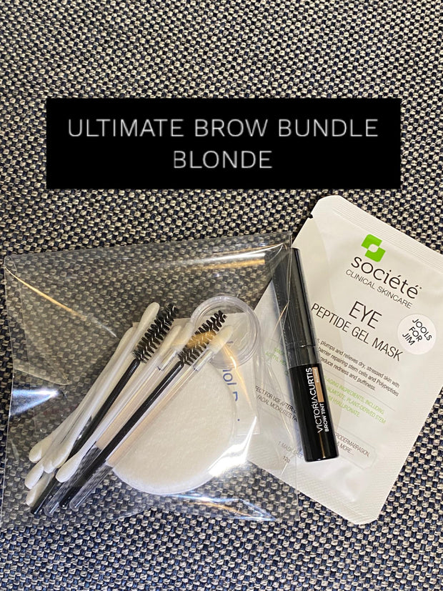 The Ultimate Brow Bundle - Blonde