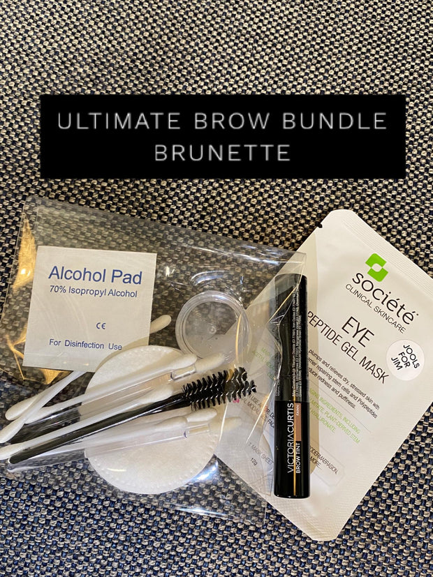 The Ultimate Brow Bundle - Brunette