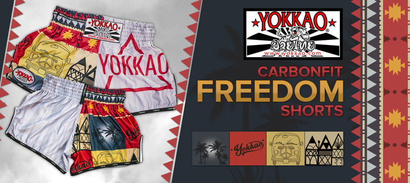 "CARBONFIT ""FREEDOM"" SHORTS"