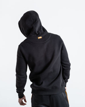 LOMA HOODIE - BLACK - Pandemic Fight Gear Inc.