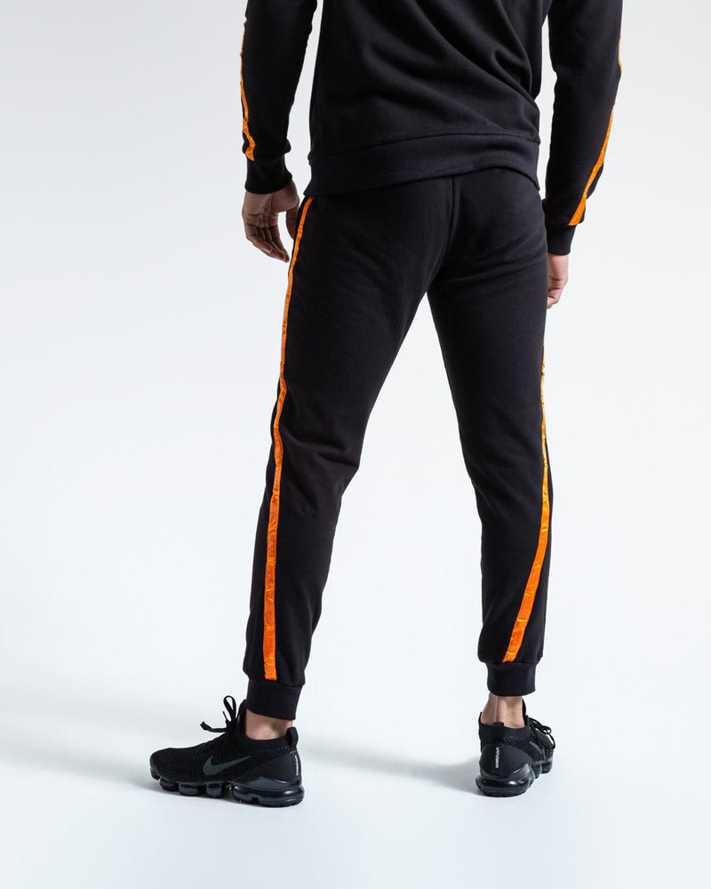 LOMA MARCIANO BOTTOMS - BLACK/ORANGE