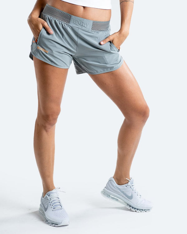 WOMEN'S LAILA SHORTS - GREY