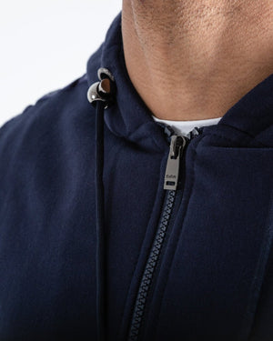 MARCIANO HOODIE - NAVY - Pandemic Fight Gear Inc.