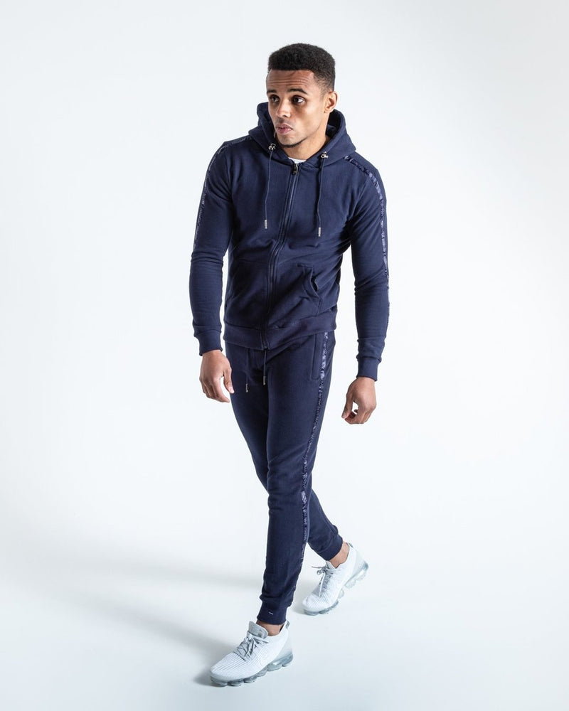 MARCIANO HOODIE - NAVY