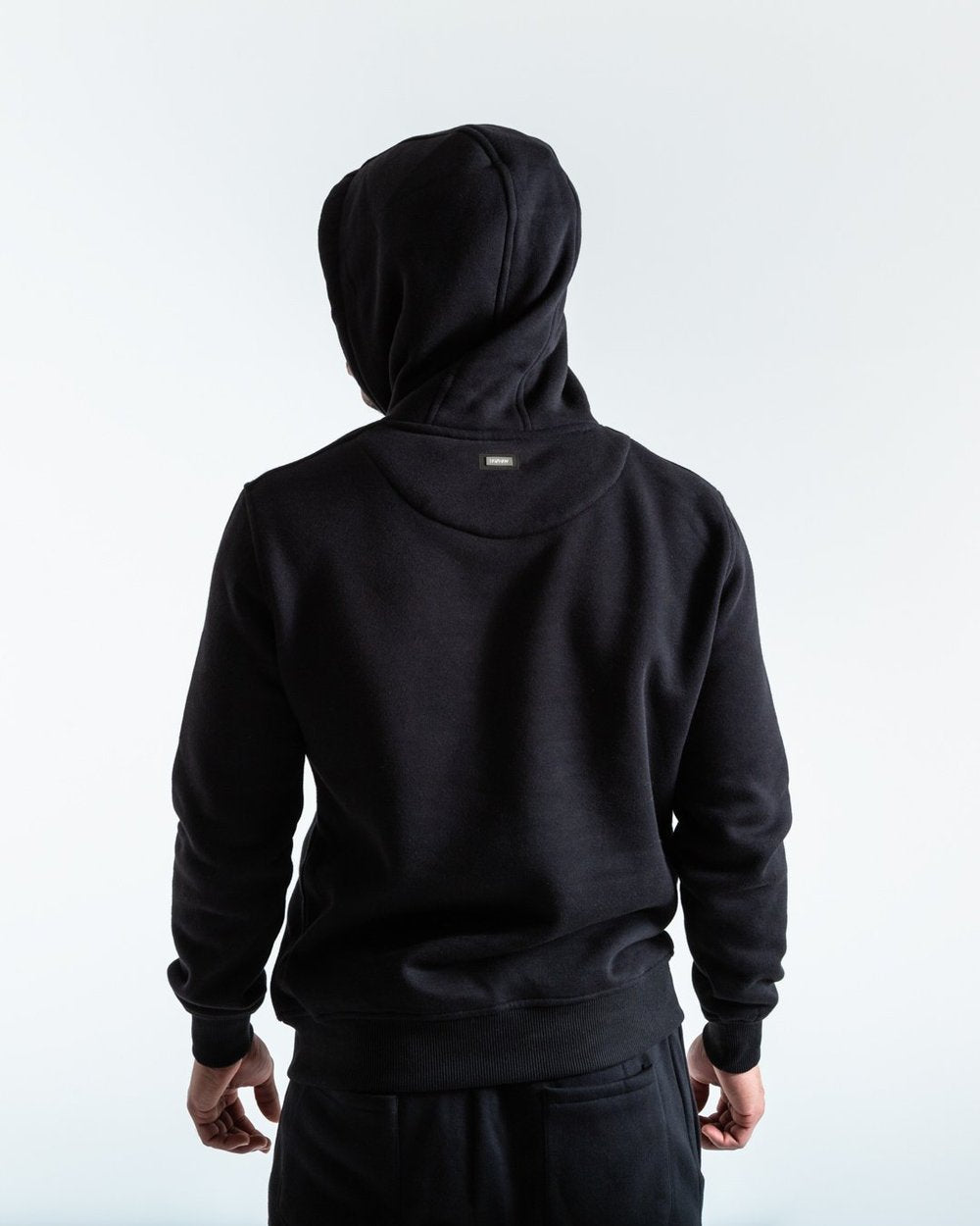 REDEMPTION HOODIE - BLACK - Pandemic Fight Gear Inc.