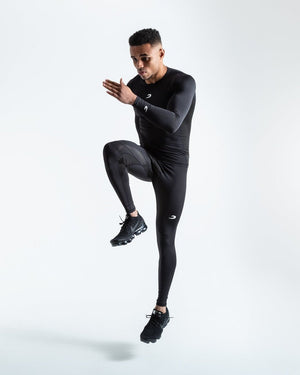 SADDLER COMPRESSION TIGHTS - Pandemic Fight Gear Inc.