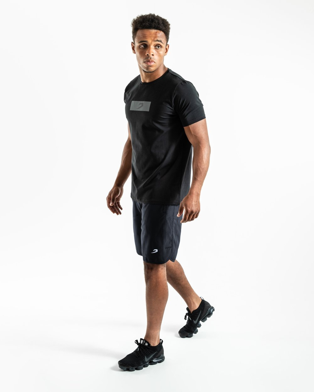 WALCOTT SHORTS BLACK