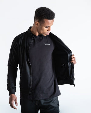 WHITAKER JACKET - BLACK