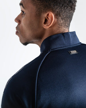 WHITAKER JACKET - NAVY - Pandemic Fight Gear Inc.