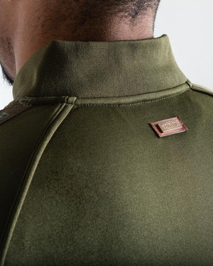 WHITAKER JACKET - OLIVE - Pandemic Fight Gear Inc.