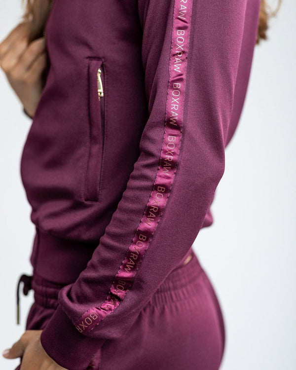 WOMEN'S WHITAKER JACKET - WINE