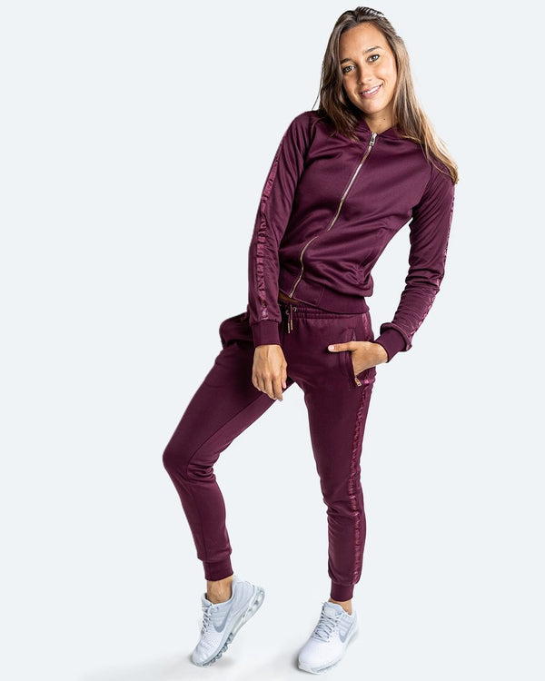 WOMEN'S WHITAKER BOTTOMS - WINE