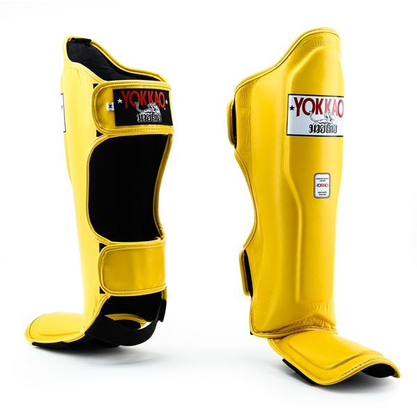 MATRIX GOLD FUSION SHIN GUARDS