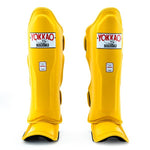 MATRIX GOLD FUSION SHIN GUARDS - Pandemic Fight Gear Inc.