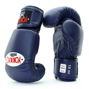 MATRIX EVENING BLUE MUAY THAI GLOVES