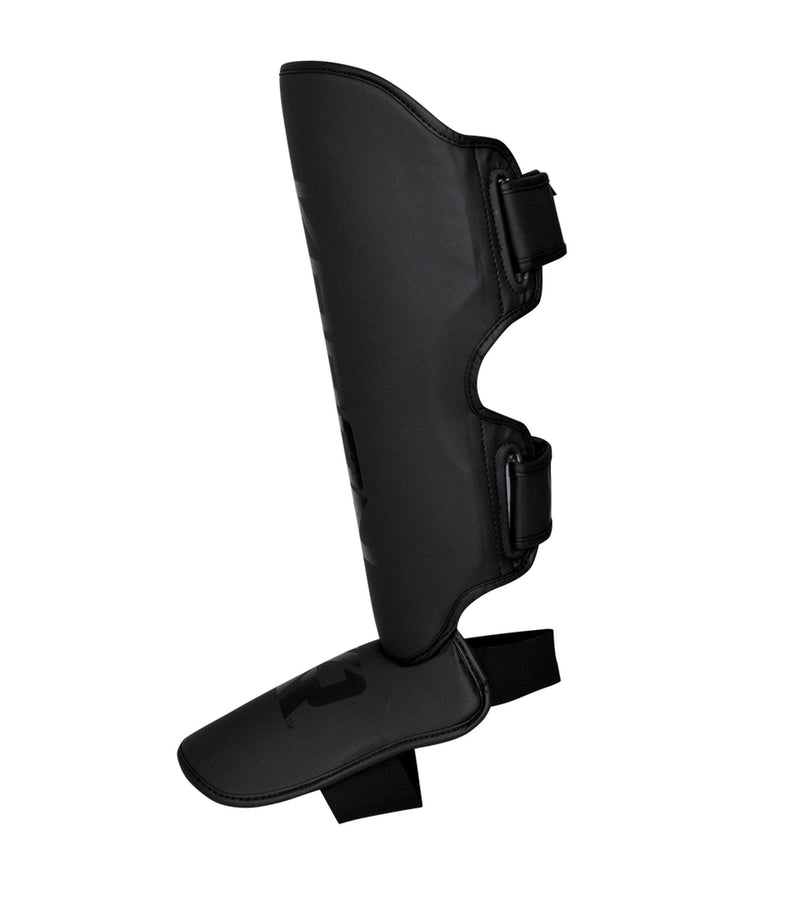 KRBON SHIN GUARDS - BLACK