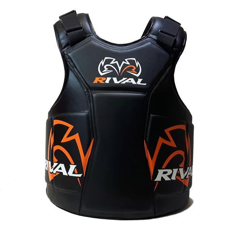 RIVAL RBP-ONE BODY PROTECTOR - THE SHIELD - BLACK