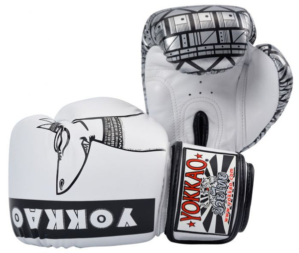 "YOKKAO ""ANUBIS"" MUAY THAI BOXING GLOVES"