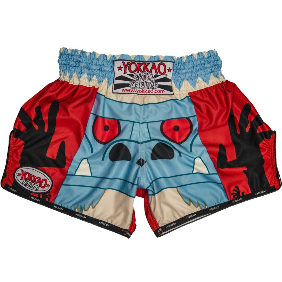 "CARBONFIT ""MONSTER"" SHORTS"