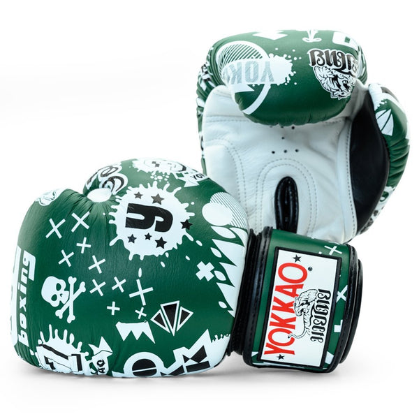 ROCK'N'ROLLA EDEN MUAY THAI GLOVES