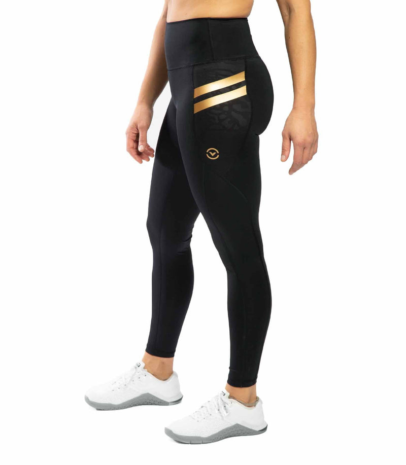 ORIGINAL PANT - BLACK/GOLD.