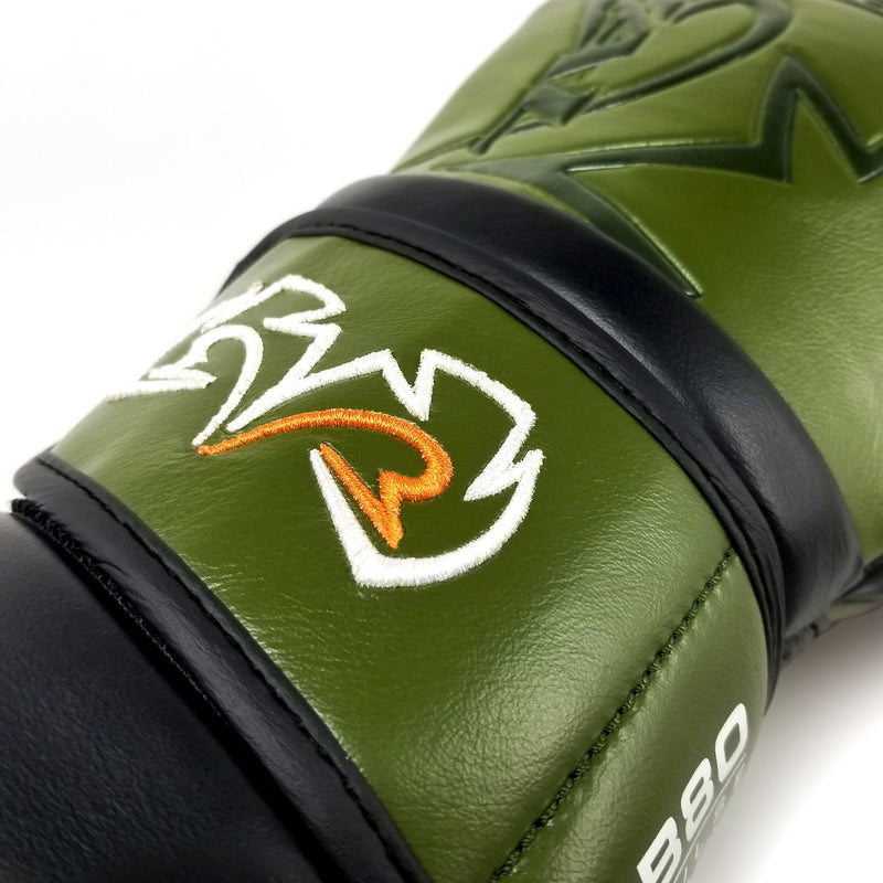 RIVAL RB80 IMPULSE BAG GLOVES KHAKI/GREEN.